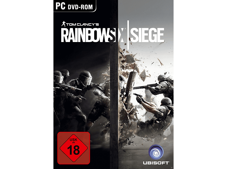 Tom Clancy's Rainbow Six Siege (Software Pyramide) - [PC] von UBISOFT