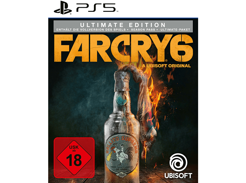 Far Cry 6 - Ultimate Edition [PlayStation 5] von UBISOFT