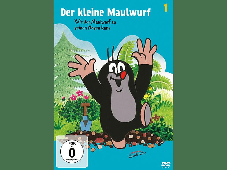 e4dd1f9edb Der kleine Maulwurf DVD 01 [DVD] von UFA S&D WD
