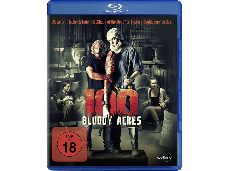 100 Bloody Acres [Blu-ray] von LEONINE S&