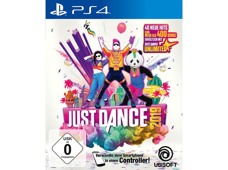 Just Dance 2019 [PlayStation 4] von Ubisoft GmbH