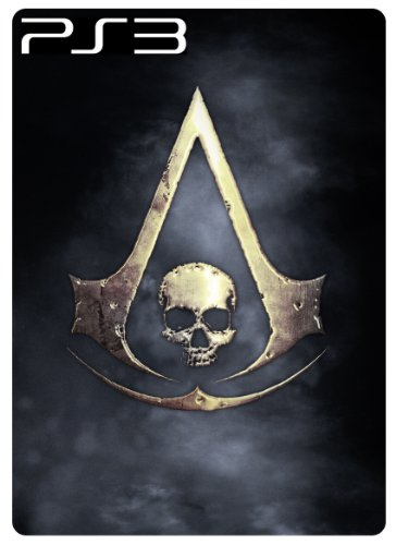Assassin's Creed 4: Black Flag - The Skull Edition (Jumbo Steelcase) - [PlayStation 3] von Ubisoft