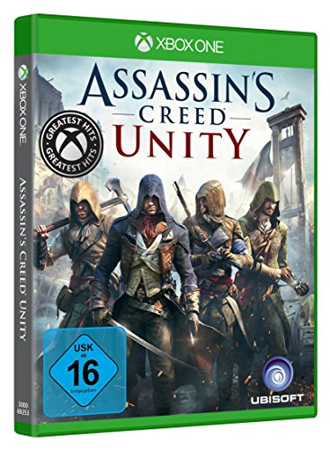 Assassin's Creed Unity Greatest Hits Edition (Xbox One) von Ubisoft