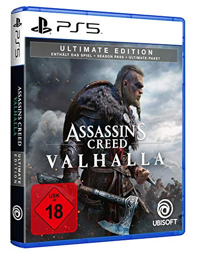 Assassin's Creed Valhalla Ultimate Edition | Uncut - [PlayStation 5] von Ubisoft