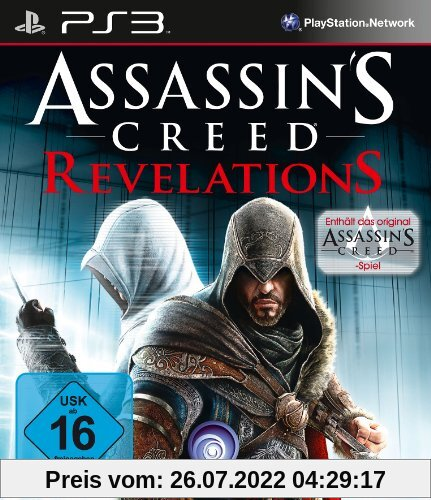 Assassin's Creed: Revelations (Inkl. Assassins Creed) von Ubisoft