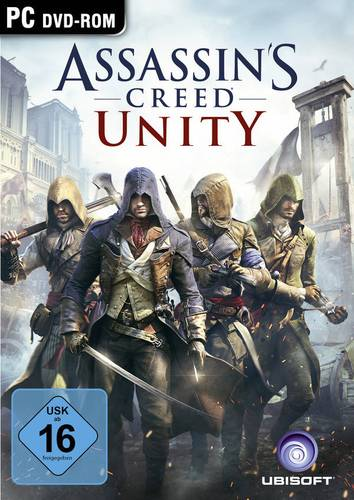 Assassins Creed Unity PC USK: 16 von Ubisoft