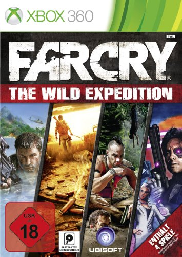Far Cry Wild Expedition - [Xbox 360] von Ubisoft