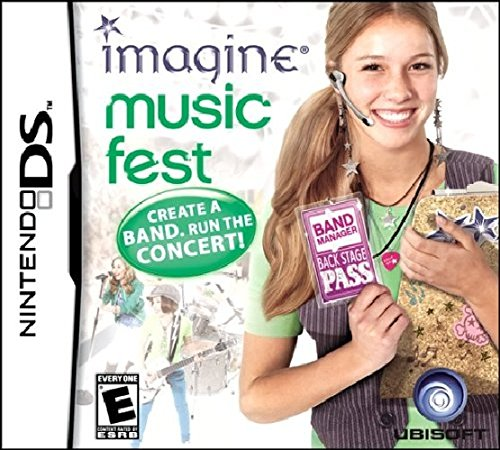 Imagine Music Fest [input version] DS von Ubisoft