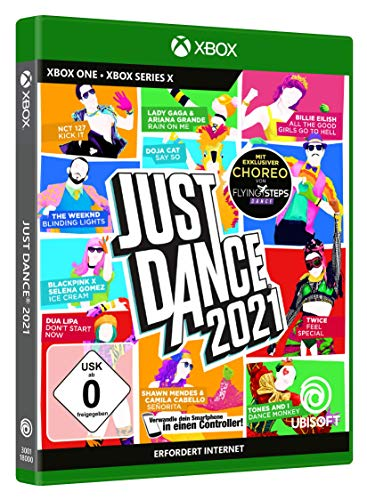 Just Dance 2021 - [Xbox One, Xbox-Serie X] von Ubisoft