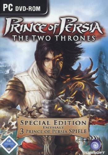 Prince of Persia: The Two Thrones - Special Edition (inkl. The Sands of Time, Warrior Within, The Two Thrones) von UBI Soft
