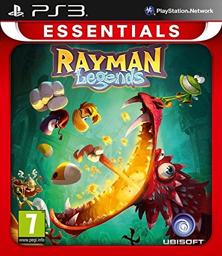 Rayman Legends Essentials (Playstation 3) [ ] von Ubisoft