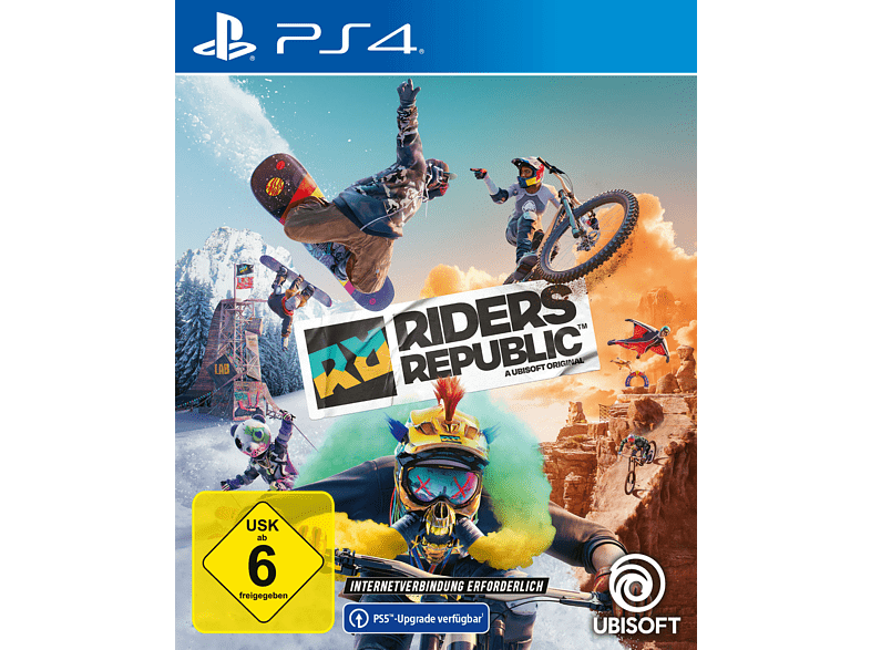 Riders Republic - [PlayStation 4] von Ubisoft