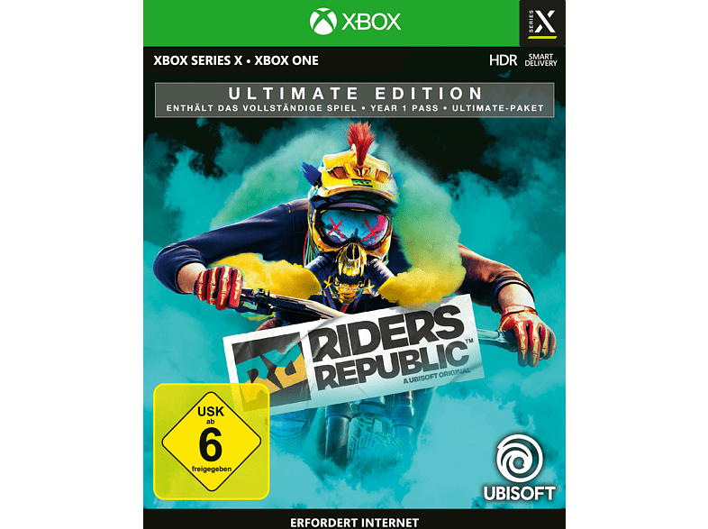 Riders Republic - Ultimate Edition [Xbox Series X S] von Ubisoft