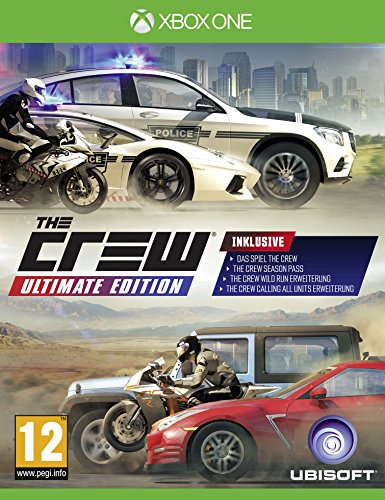 The Crew Ultimate Edition - [Xbox One] - [AT-PEGI] von Ubisoft