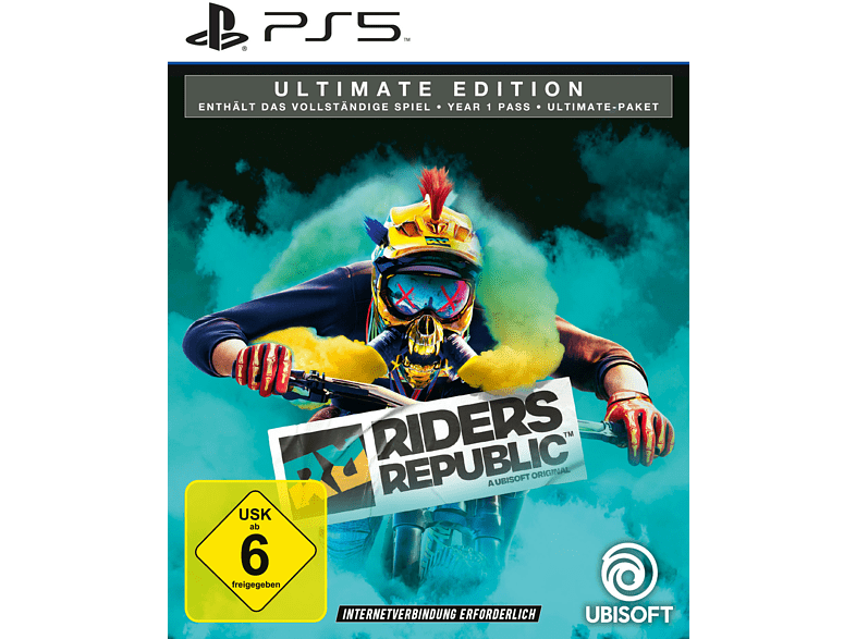 Riders Republic - Ultimate Edition [PlayStation 5] von Ubisoft