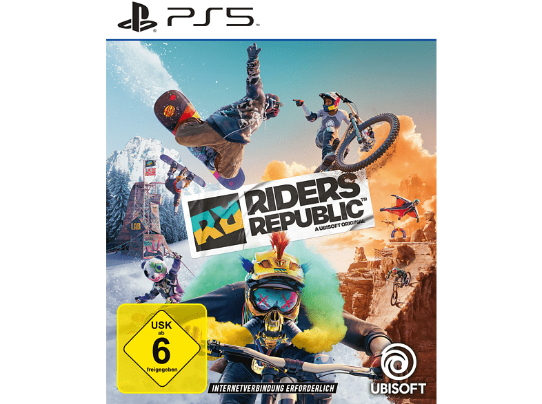 Riders Republic - [PlayStation 5] von Ubisoft