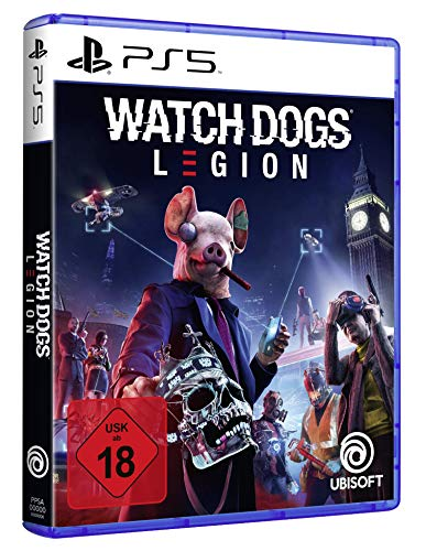 Watch Dogs Legion - Standard Edition | Uncut - [PlayStation 5] von Ubisoft