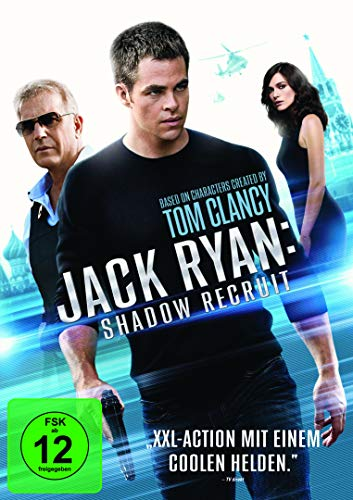 Jack Ryan: Shadow Recruit von Unbekannt
