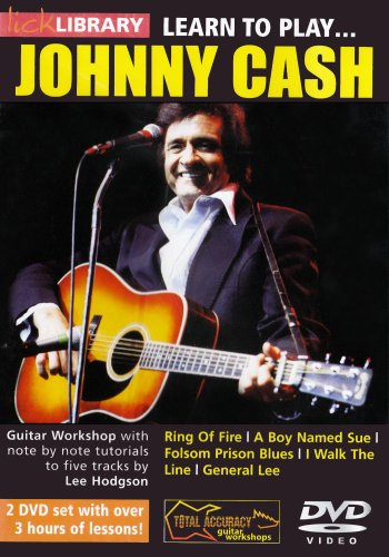 Lick Library - Learn to Play: Johnny Cash von Unbekannt