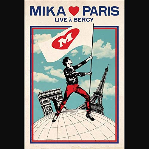 Mika - Love Paris [Blu-ray] von Casablanca Records
