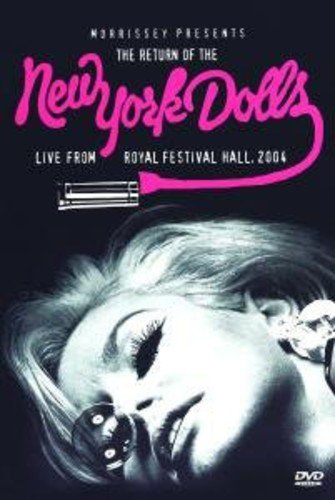 New York Dolls - Live From Royal Festival Hall von Universal/Music/DVD