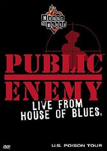 Public Enemy - Live From House Of Blues von Universal/Music/DVD