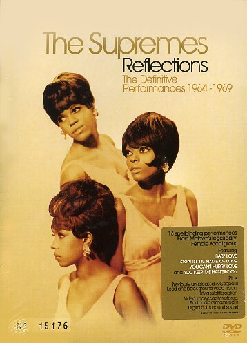 The Supremes - Reflections: The Definitive Performances von Universal/Music/DVD