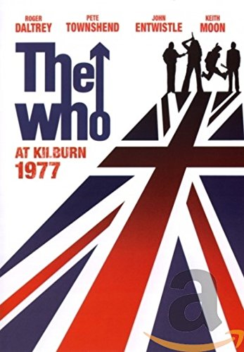 The Who - Live at Kilburn 1977 [2 DVDs] von Universal/Music/DVD