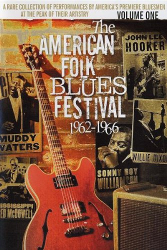 Various Artists - The American Folk Blues Festival, Volume 1 von Universal/Music/DVD