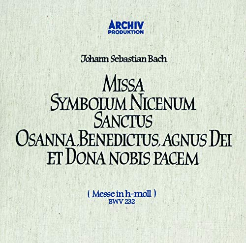 Bach: Mass in B Minor von Universal Japan