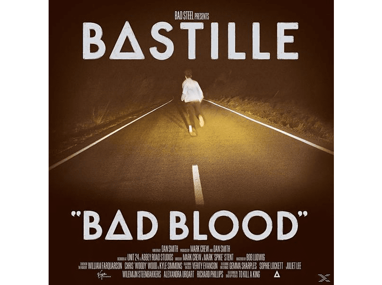 Bastille - Bad Blood (Vinyl) von VIRGIN