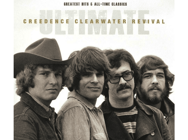 Creedence Clearwater Revival - Greatest Hits & All-Time Classics [CD] von CONCORD