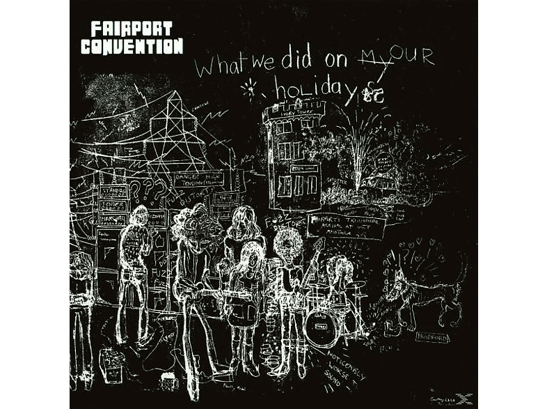 Fairport Convention - What We Did On Our Holiday (Digit.Remastered) [CD] von ISLAND