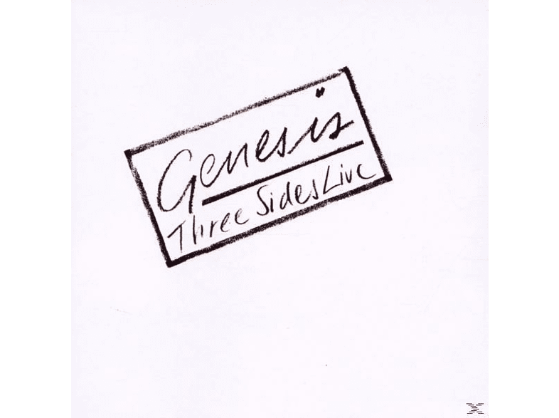 Genesis - Three Sides Live (CD) von VIRGIN