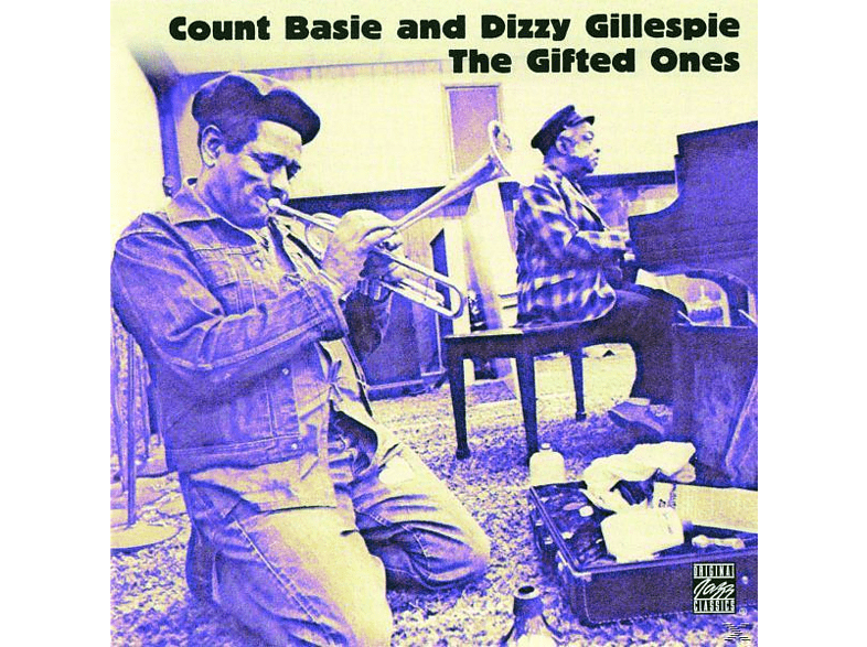 Gillespie, Dizzy / Basie, Count - The Gifted Ones [CD] von CONCORD