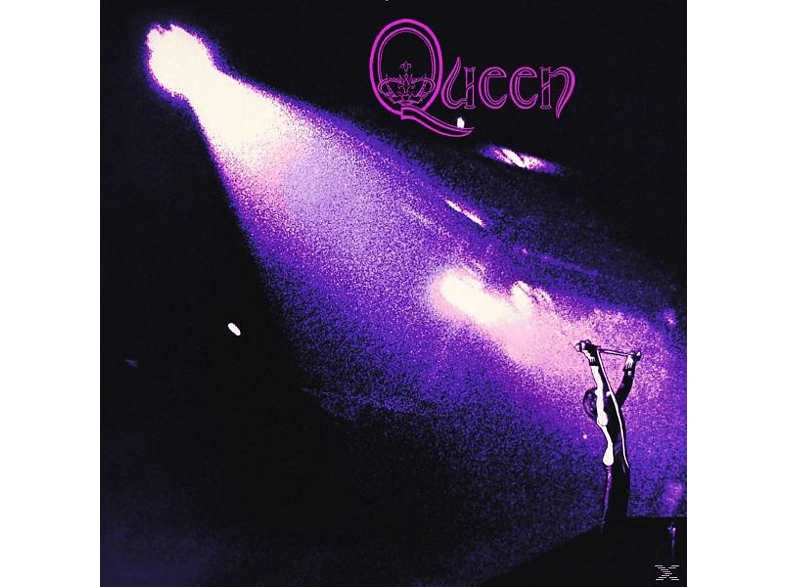 Queen - (Limited Black Vinyl) (Vinyl) von VIRGIN