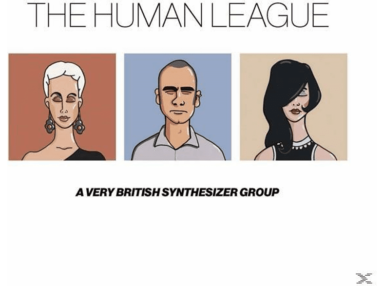 The Human League - Anthology-A Very British Synthesizer Group (CD) von VIRGIN