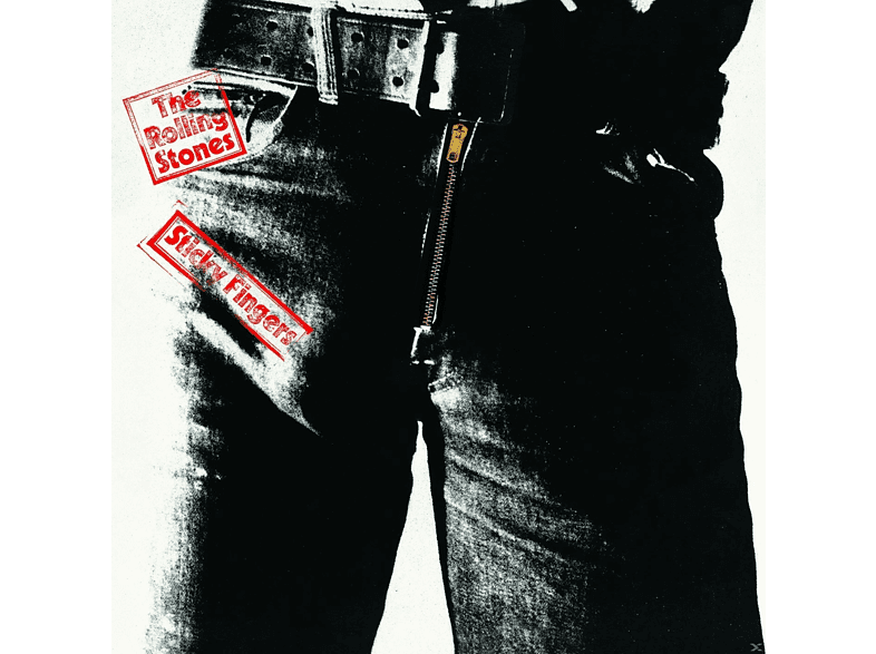 The Rolling Stones - Sticky Fingers (Ltd Deluxe Boxset) [CD + DVD] von POLYDOR