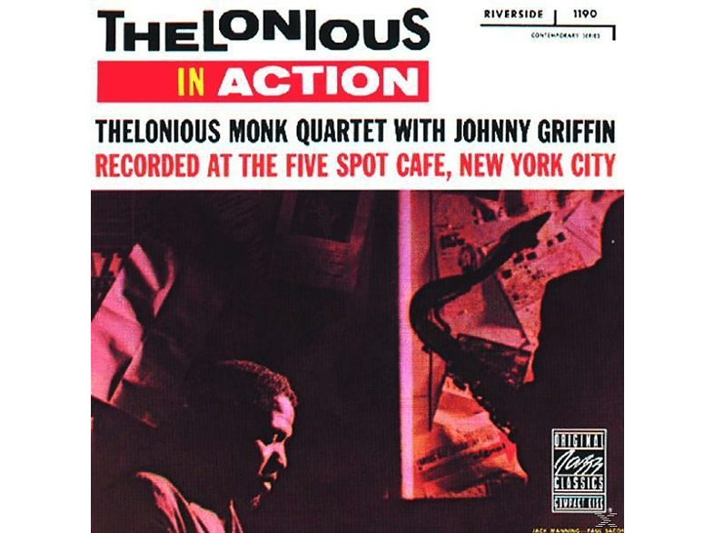 Thelonious Monk - THELONIOUS IN ACTION [CD] von CONCORD