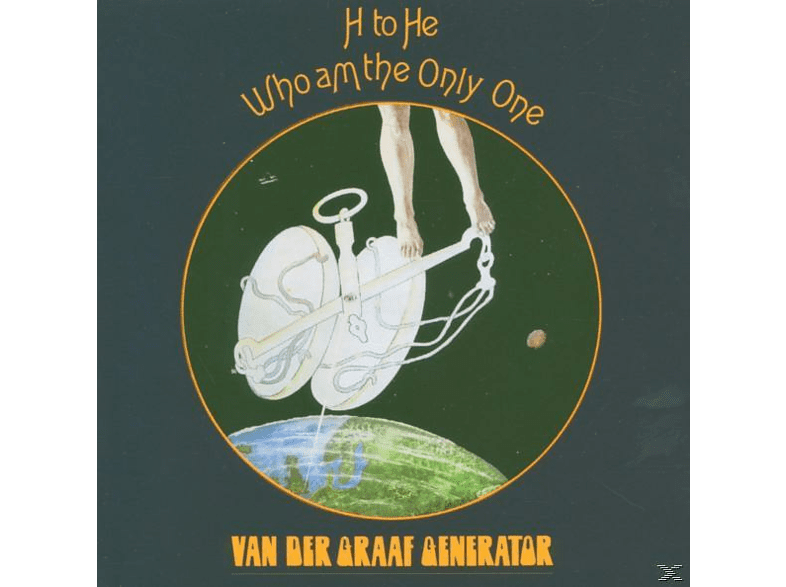 Van Der Graaf Generator - H To He Who Am The Only One (CD) von EMI/MSH1636
