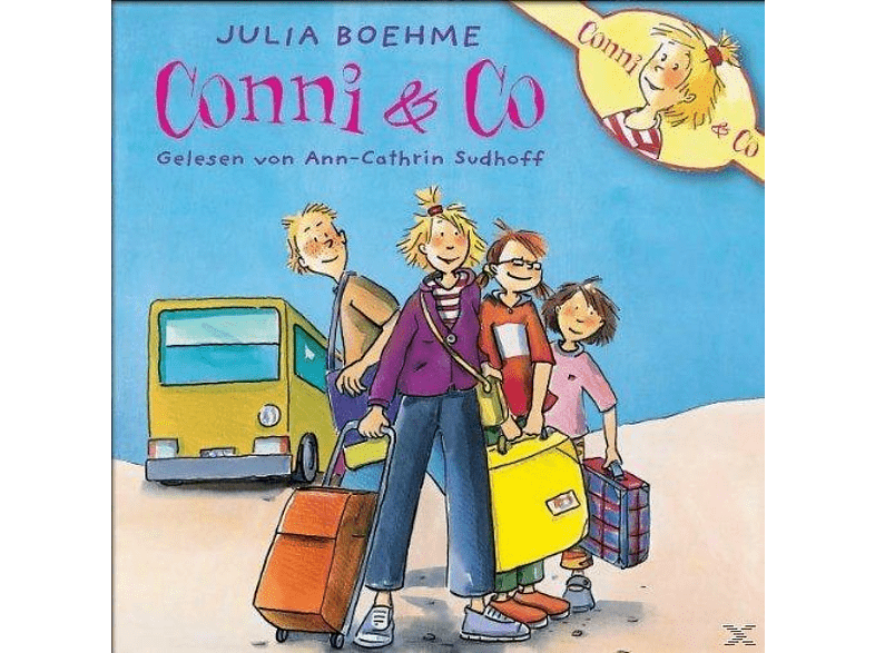 Conni & Co - (CD) von KARUSSELL