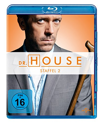 Dr. House - Season 2 [Blu-ray] von Universal Pictures Germany GmbH