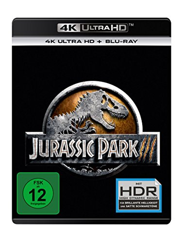 Jurassic Park 3 (4K Ultra HD) (+ Blu-ray) von Universal Pictures Germany GmbH