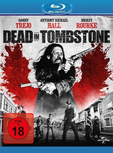 Dead in Tombstone [Blu-ray] von Universal Pictures International Germany GmbH