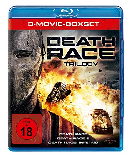 Death Race 1-3 [Blu-ray] von Universal Pictures International Germany GmbH