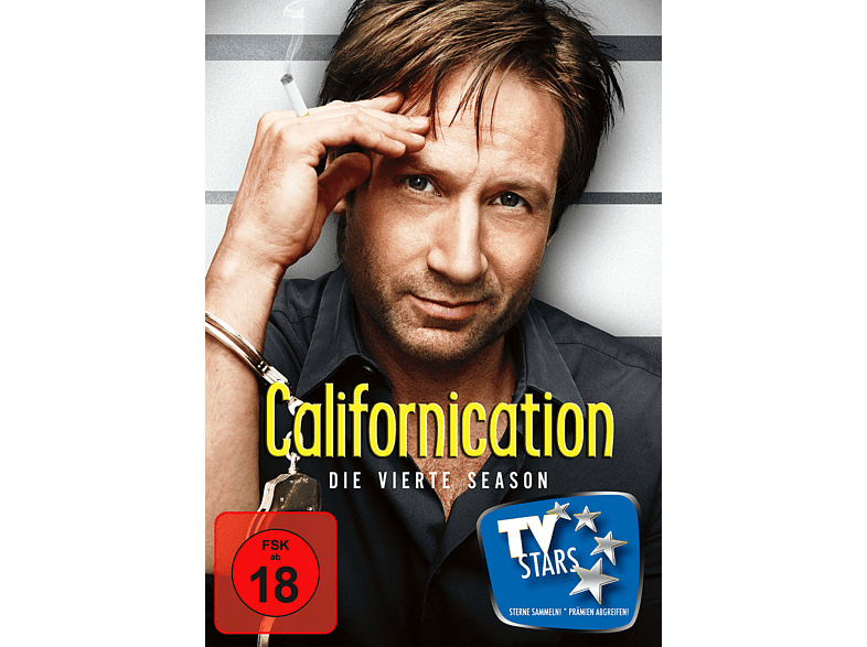 Californication - Staffel 4 DVD von PHE