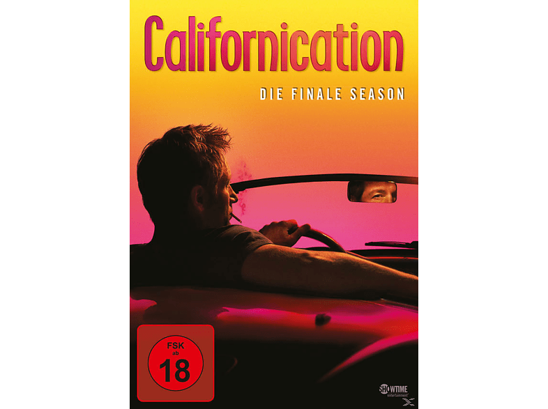Californication – Staffel 7 DVD von PHE