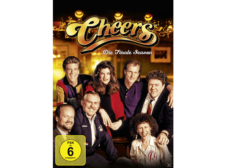 Cheers – Season 11 DVD von PHE