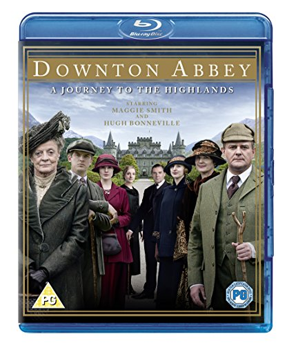 Downton Abbey: A Journey to the Highlands (Christmas Special 2012) [Blu-ray] [UK Import] von Universal Pictures