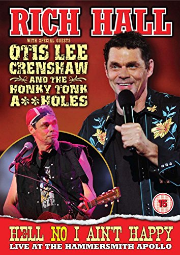 Rich Hall - Hell No I Ain't Happy Live At The Hammersmith Apollo [DVD] von Universal Pictures